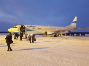 Aircraft - Enontekio, Lapland