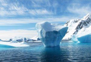 Antarctica - iceberg