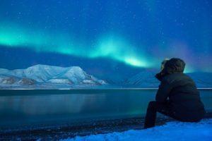 Svalbard - Arctic - Northern Lights - Aurora Borealis