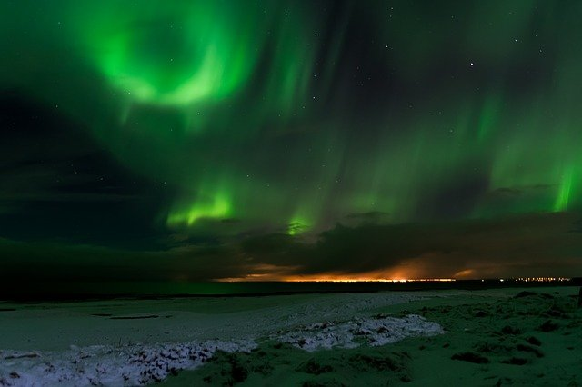 Iceland - Northern Lights - Aurora Borealis